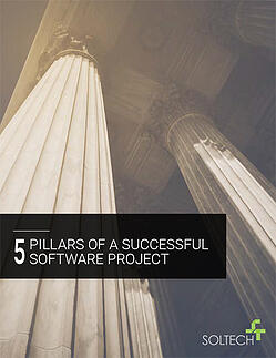 The 5 Pillars of a Successful Software Project | SOLTECH